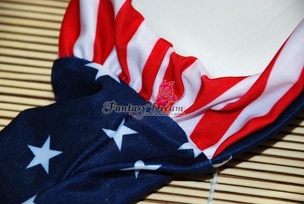 вязаная кофта с флагом великобритании